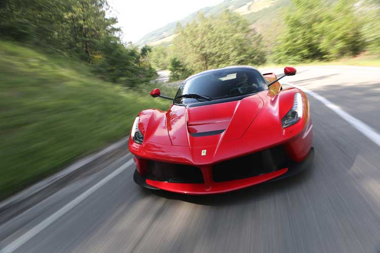 Ferrari LaFerrari 962 Horses Of Funf - Our Driving Review On the road
