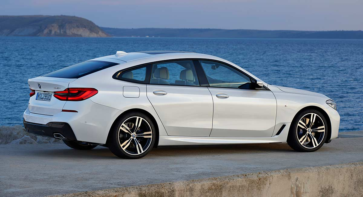 The new bmw 6 series gran turismo men style fashion undefined freerunsca Image collections