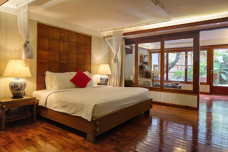 An Lam Retreats Saigon River - Quiet Sanctuary - the bedroom