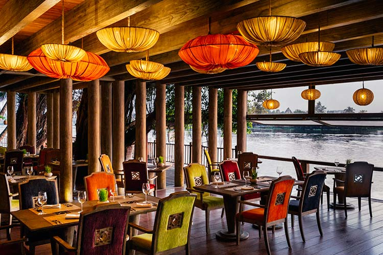 An Lam Retreats Saigon River - Quiet Sanctuary restaurant