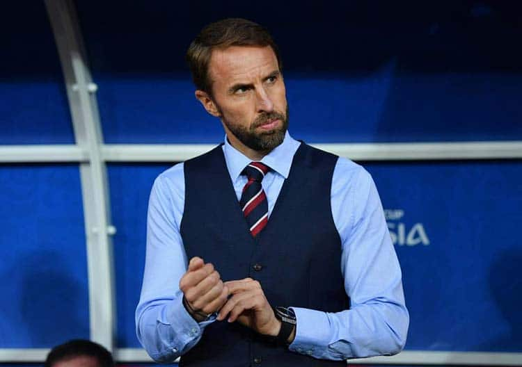 Waistcoat England World Cup - It's Coming Home