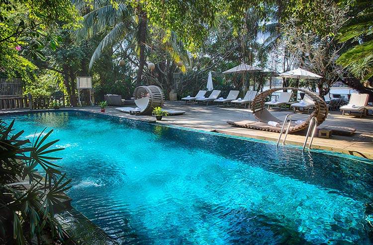 An Lam Retreats Saigon River - Quiet Sanctuary the swimming pool