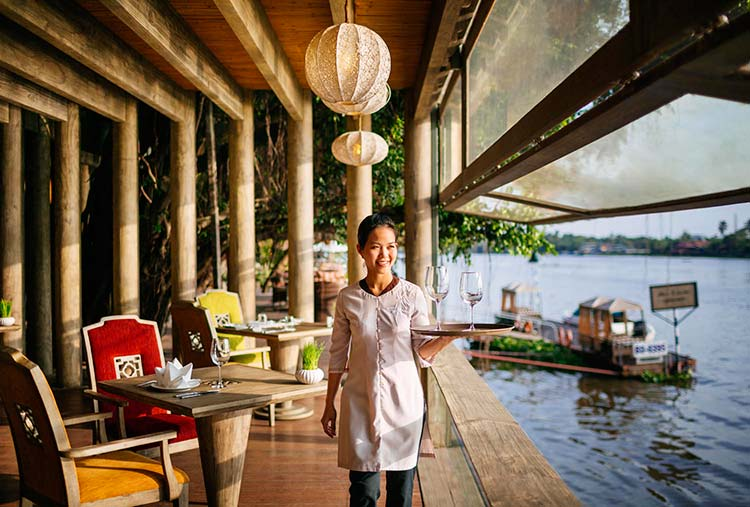 An Lam Retreats Saigon River - Quiet Sanctuary service