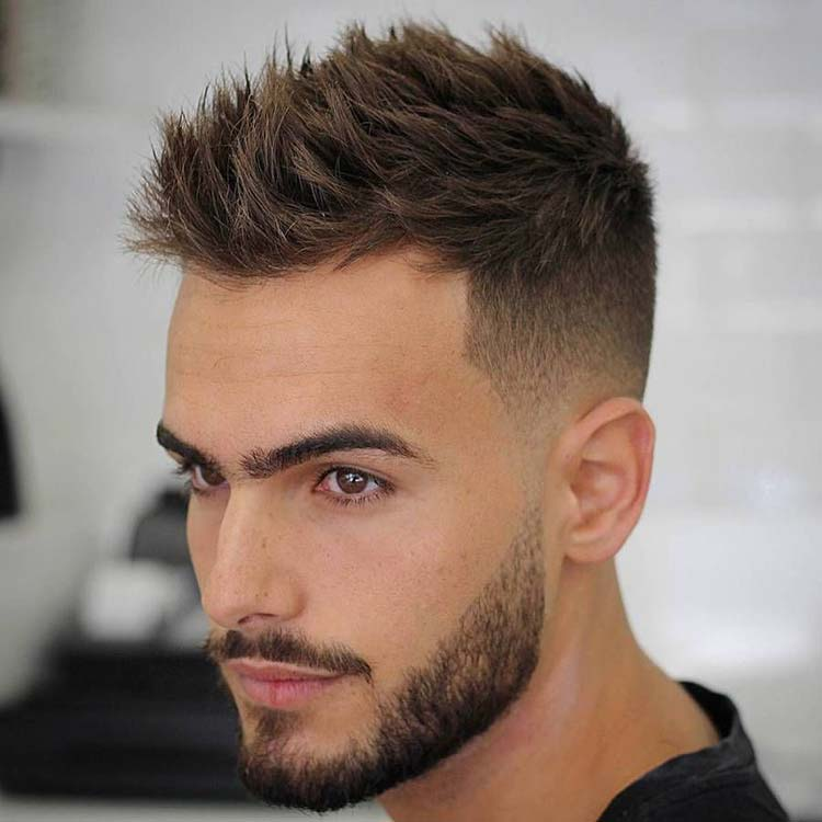 Top 10 Cool Hairstyle For Men With Thin Hair Men Style Fashion