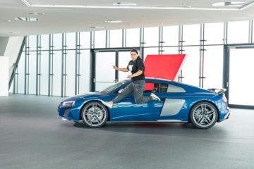 Audi R8 V10 performance quattro Gracie Opulanza Germany Audi Sport