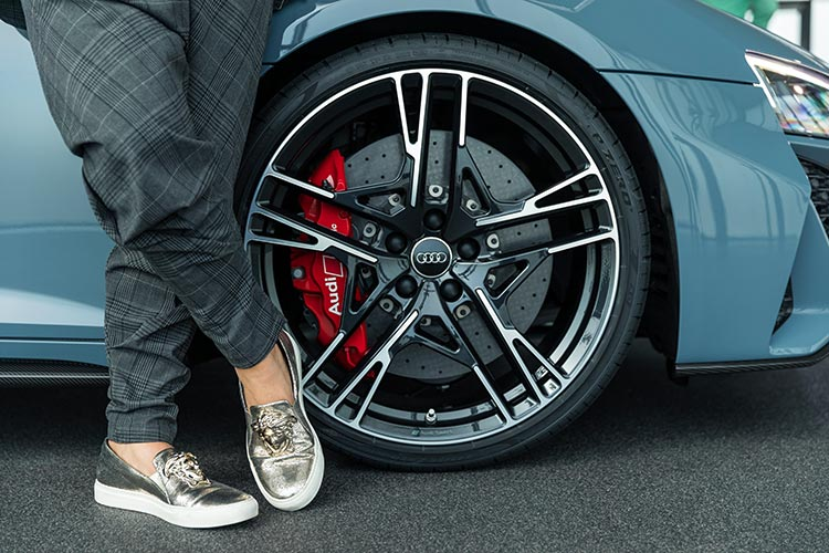 Audi R8 V10 Performance Quattro Audi Sport Germany Gracie Opulanza Wheel design