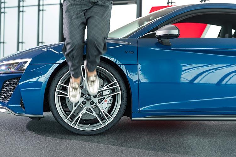 Audi R8 V10 Performance Quattro Audi Sport Germany Gracie Opulanza