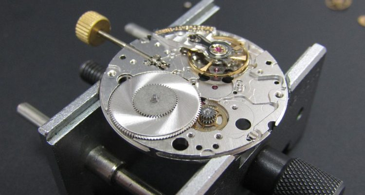 Omega watch parts