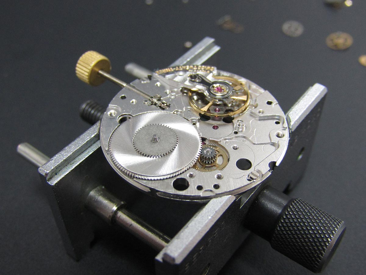 Watch servicing omega debunking the myths men style for Blue sea motor inn