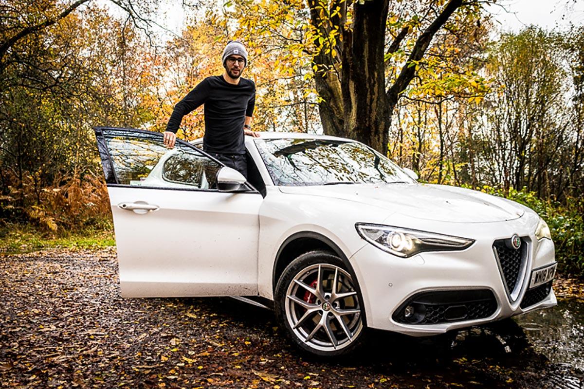 Alfa Romeo Stelvio Q4 Milano Edizione Review Men Style Fashion Pinterest Front Undefined