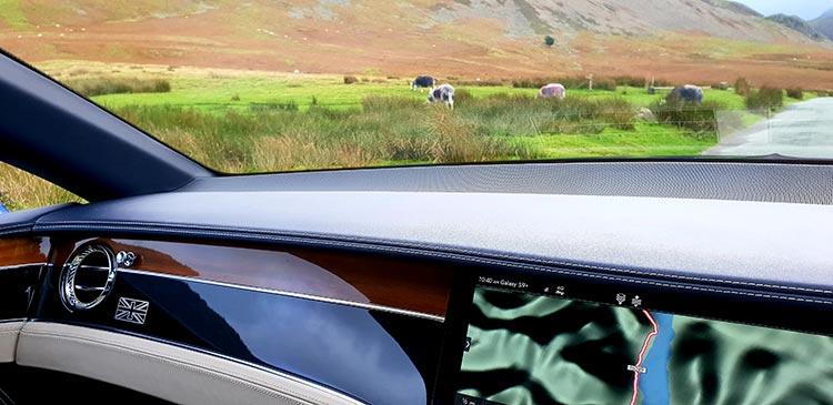 Bentley GT Continental - Grand Tourer Coupe Sequin Blue United Kingdom menstylefashion luxury car 2018 GPS