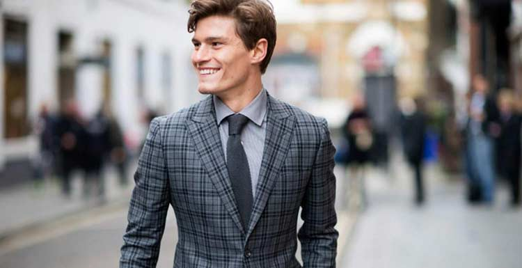 Oliver Cheshire male model