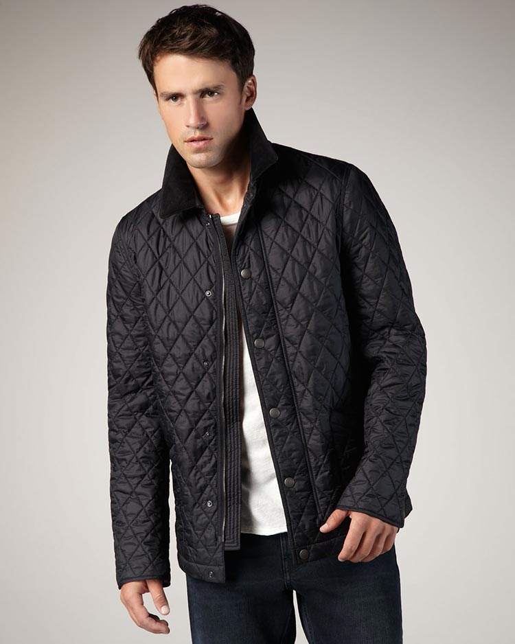 Quilted Jackets For men