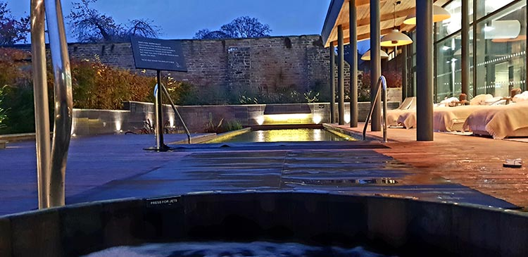 Country Club and spa Swinton Estate Yorkshire Dales menstylefashion 2018 United Kingdom Castle Spa treatment (8)