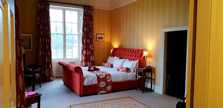Harrogate Suite Swinton Estate Yorkshire Dales