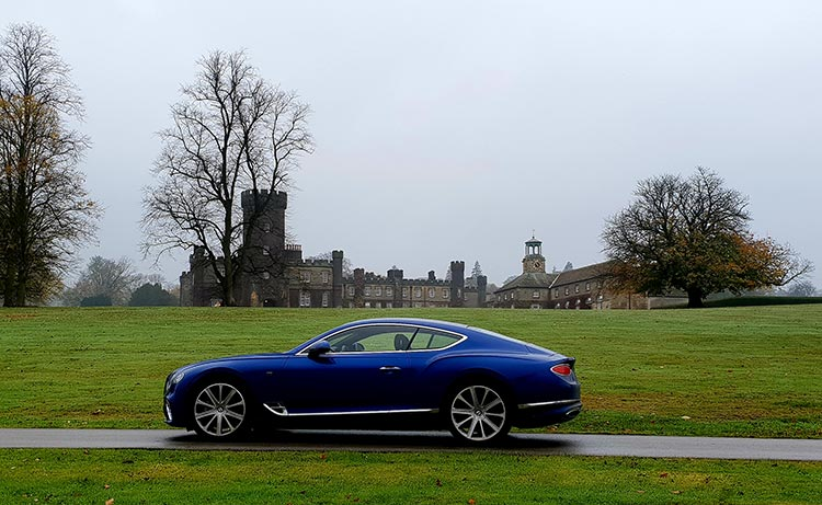 Swinton Park Estate MenStyleFashion Bentley GT Continental (2)