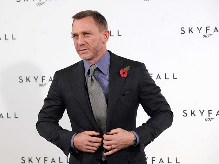 Daniel Craig Nex Tie
