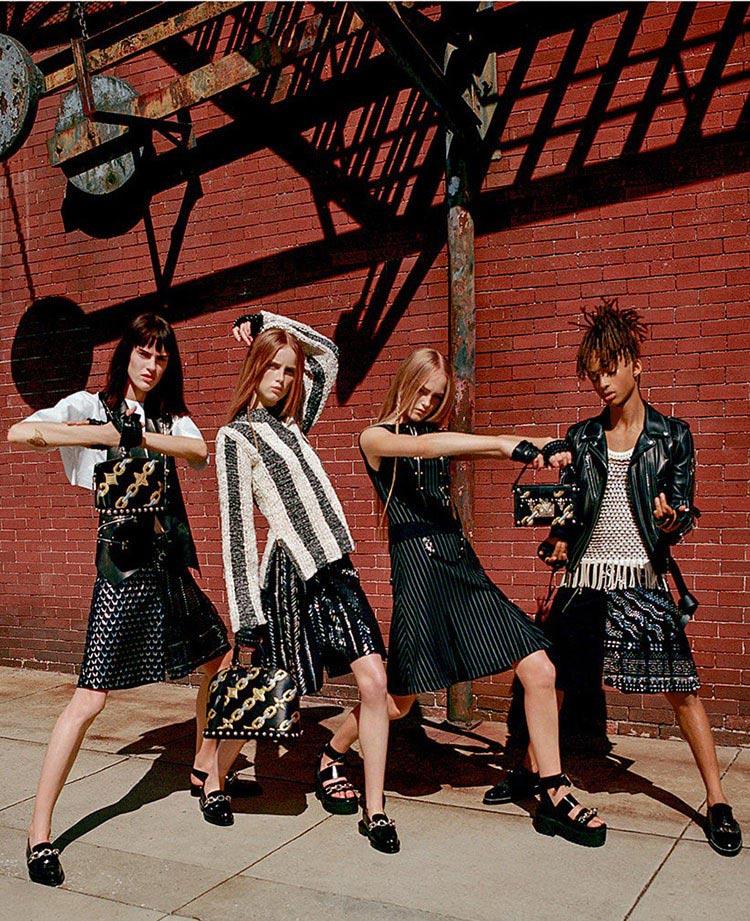 Gender Fluidity 2019 - Menswear Fashion No Longer Counts