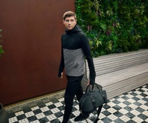 Steven Gerrard launches SGG Apparel