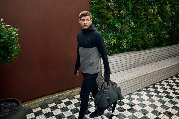 Steven Gerrard launches SGG Apparel