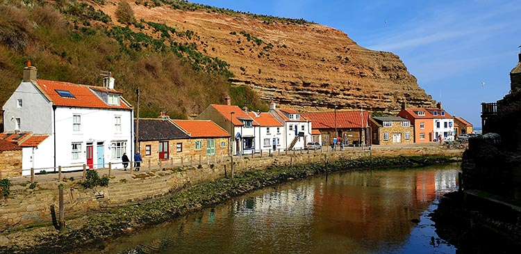 Harbour Captain Cook North Yorkshire