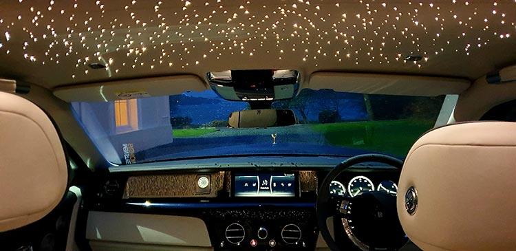 Rolls royce Phantom Starlight Headliner