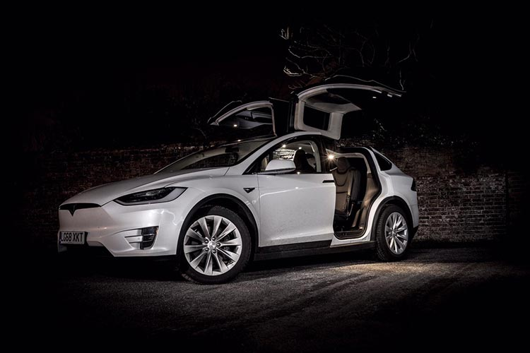 Tesla X MenStyleFashion
