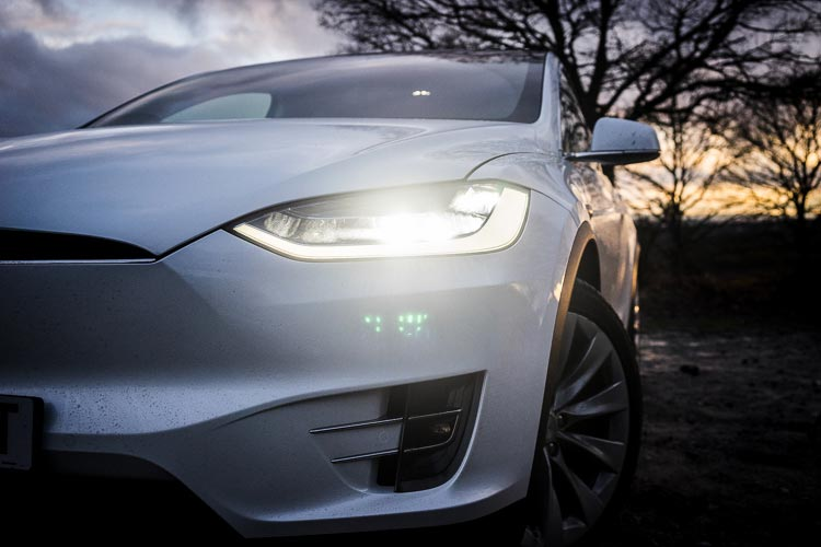 Tesla Model X 100d Review Men Style Fashion