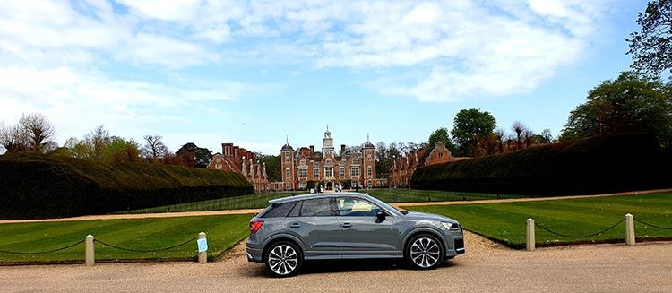 Audi SQ2 SUV - Nippy Fast And Versatile