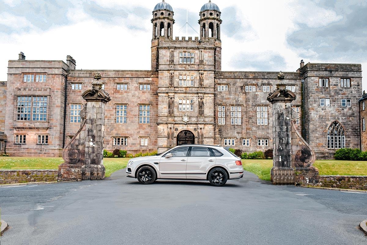 Bentley Bentayga V8 Centenary Edition - Family Car Review
