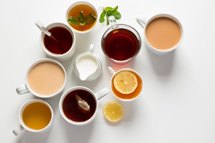 World's Most Popular Tea Types