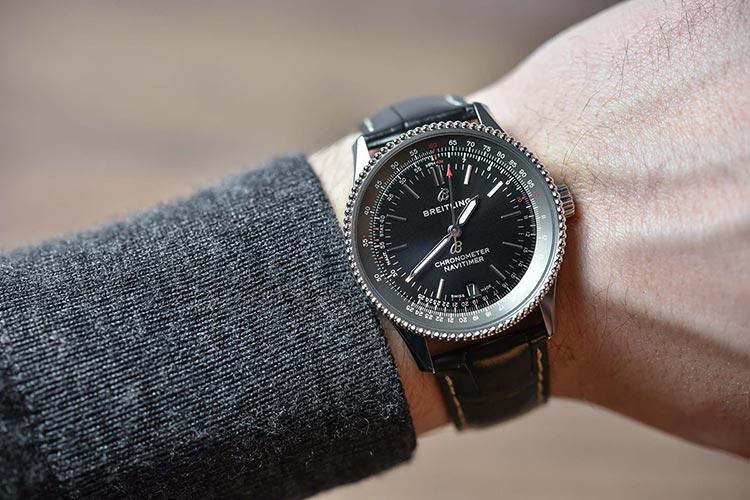 4. Breitling Navitimer – Crazy Watch