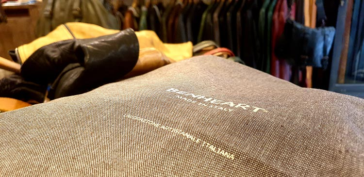 Benheart leather Boutique Florence, Lucca and Italy