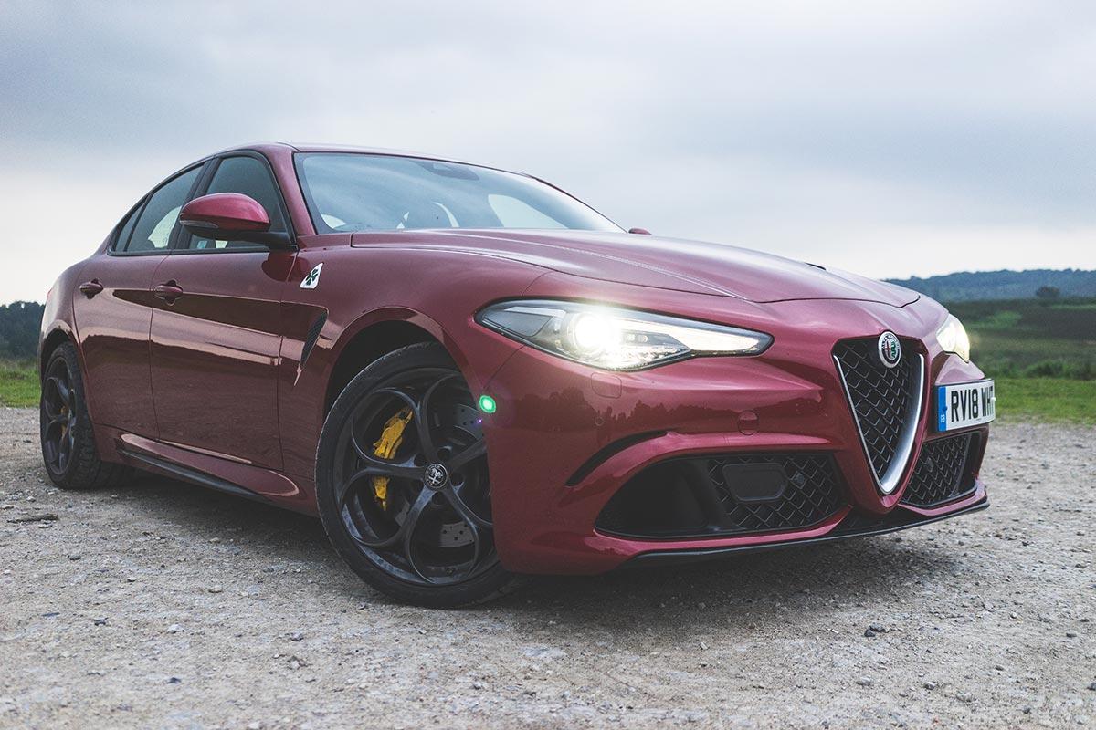 Alfa Romeo Giulia Quadrifoglio - La Dolce Vista Review - Men Style Fashion