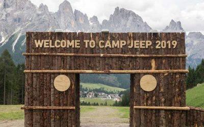 Camp jeep 2019 Italy