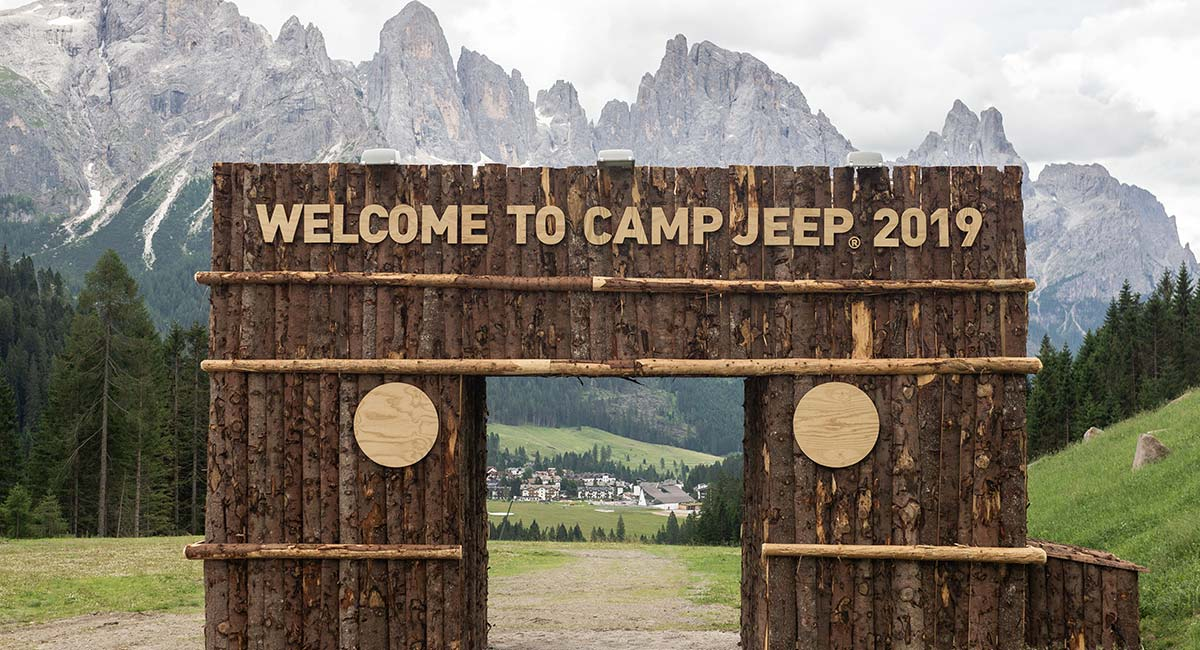 Camp Jeep Italy - Offroad Fun With Cherokee & Wrangler - Men Style Fashion
