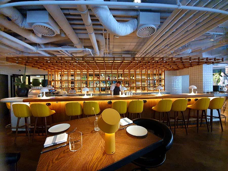 Celia Amsterdam Restaurant Review – Modern American Cuisine