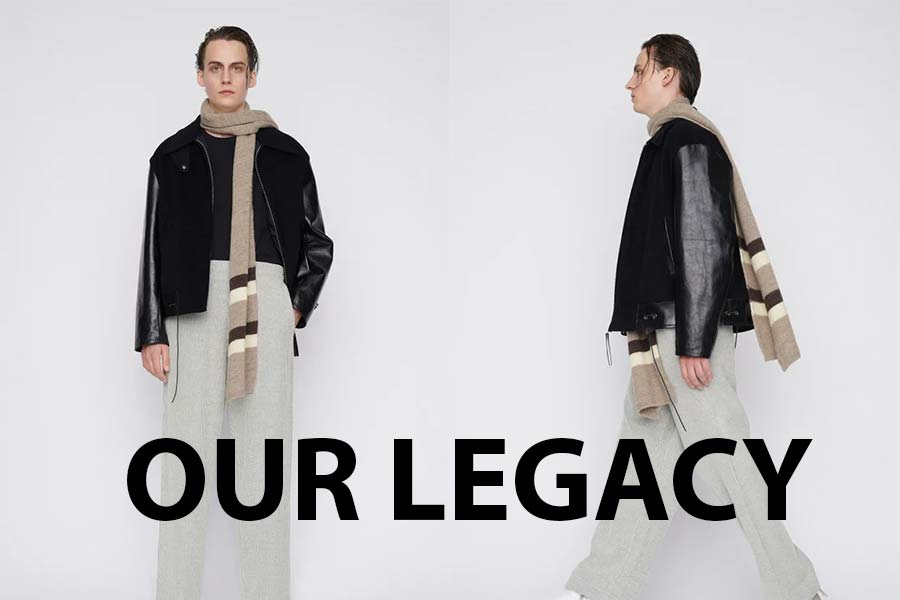 Our Legacy Swedish Fashion Brand With a Cult Following